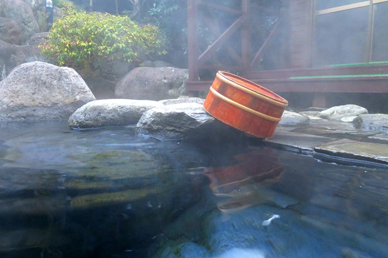 東京にも意外に多い、温泉銭湯