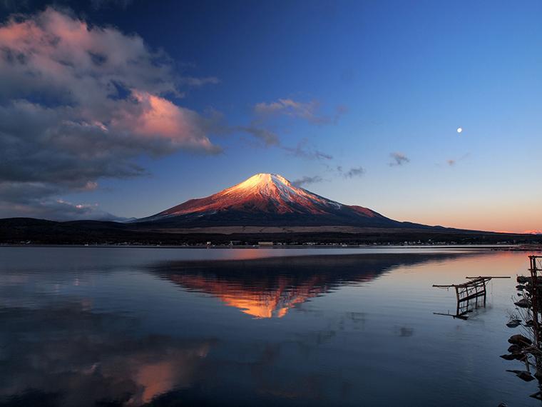 銭湯のペンキ絵と富士山の関係