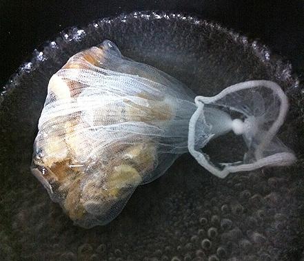 冷えに効く? 生姜風呂を試してみました
